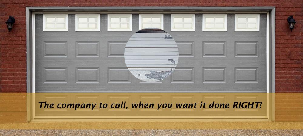HOME · DOOR REPAIR; PANEL REPLACEMENT ...